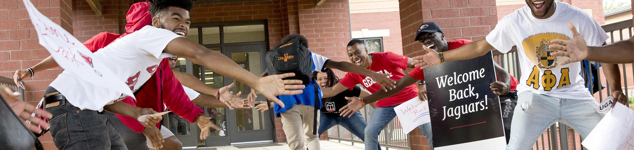 UGA high school welcome 2017-h