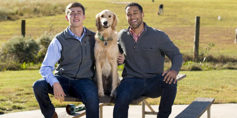 UGA students Tommy Naranjo and Preston Tucker formed PuppyFax LLC after winning UGA's Spring 2017 Idea Accelerator.