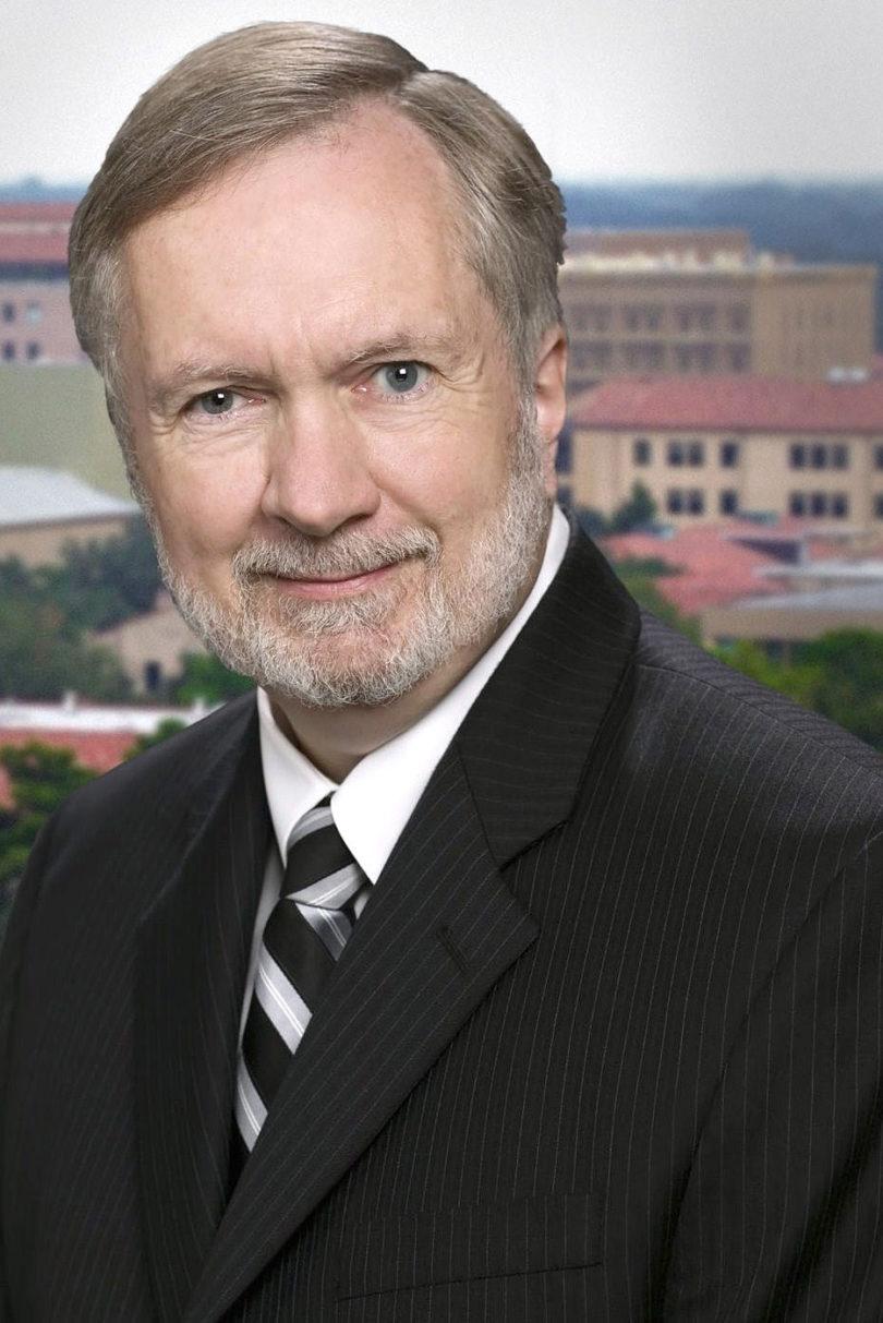 Brooks Keel v. portrait