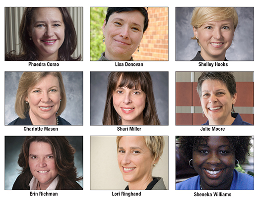 2016 Women's Leadership Fellows-h.group