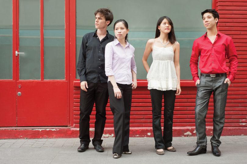 Hermés String Quartet-h.env