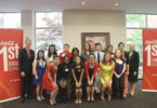Coca Cola First Generation Scholars 2014 group-h