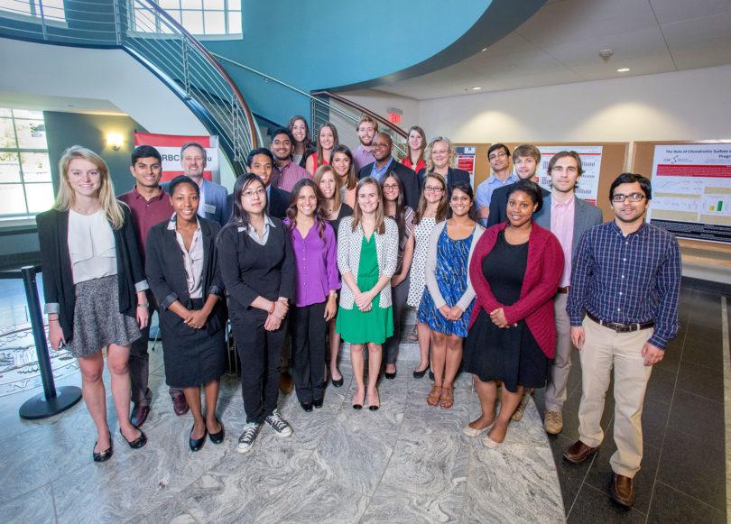 RBC Fellows symposium 2015-group photo