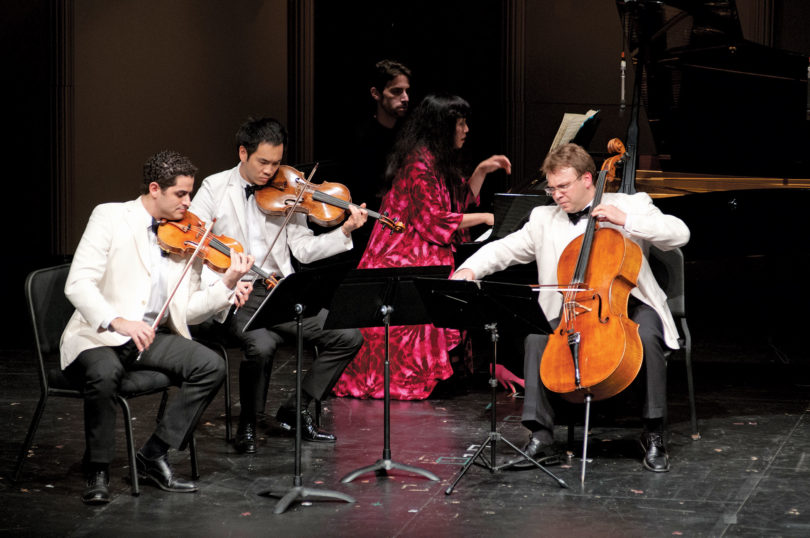 Chamber Music Society Mar. 21