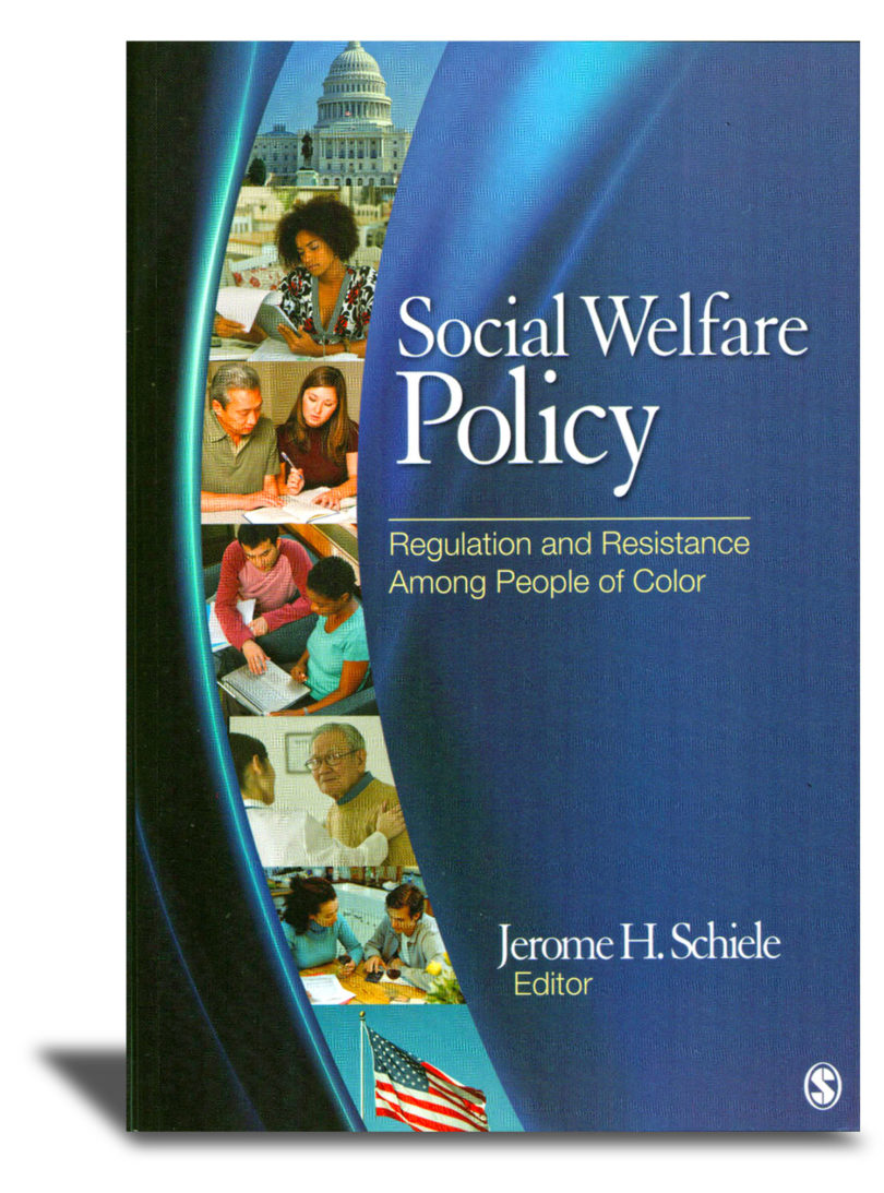 Professor edits book on organized resistance to social welfare policy
