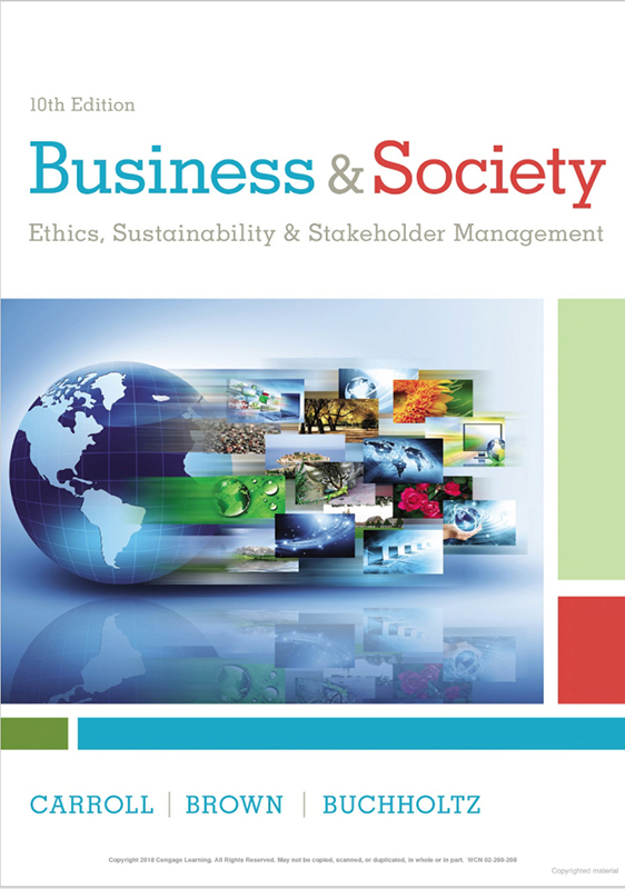 Tenth edition of business textbook published