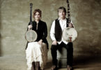 Abigail Washburn and Béla Fleck Banjo-h