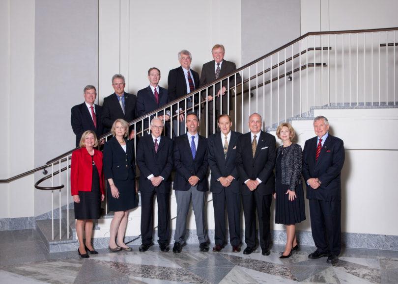 Graduate School Alumni of Distinction Award 2013-group-h