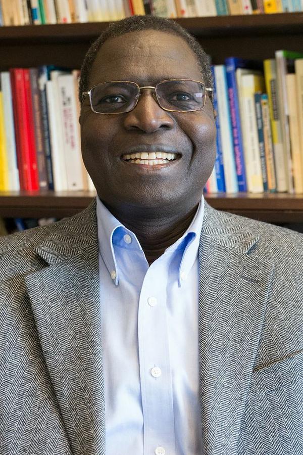 Amadou Koné 2015 Darl Snyder Lecture-v.photo
