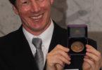 Anthony Waldron award Royal Society for the Protection of Birds-v.award