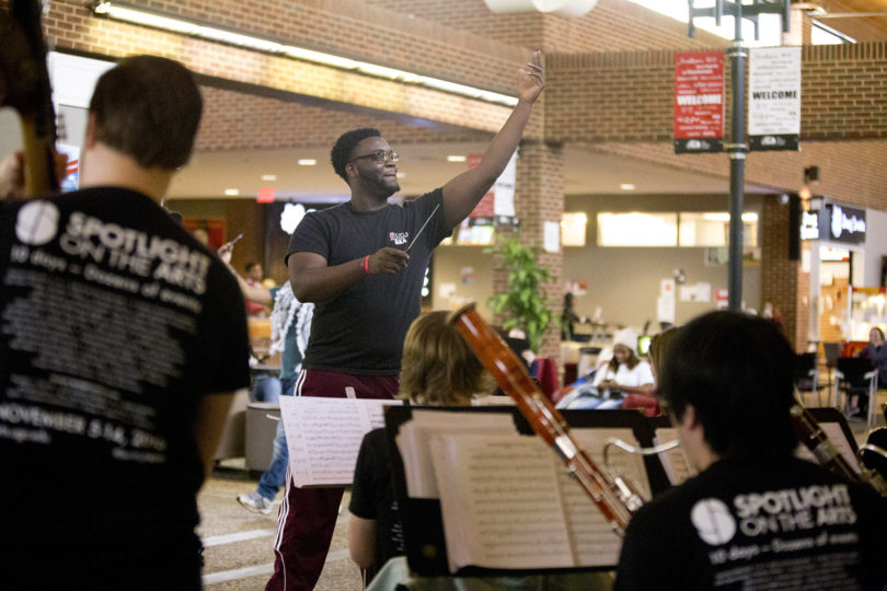 Spotlight 2015 conduct us Orchestrated Movement