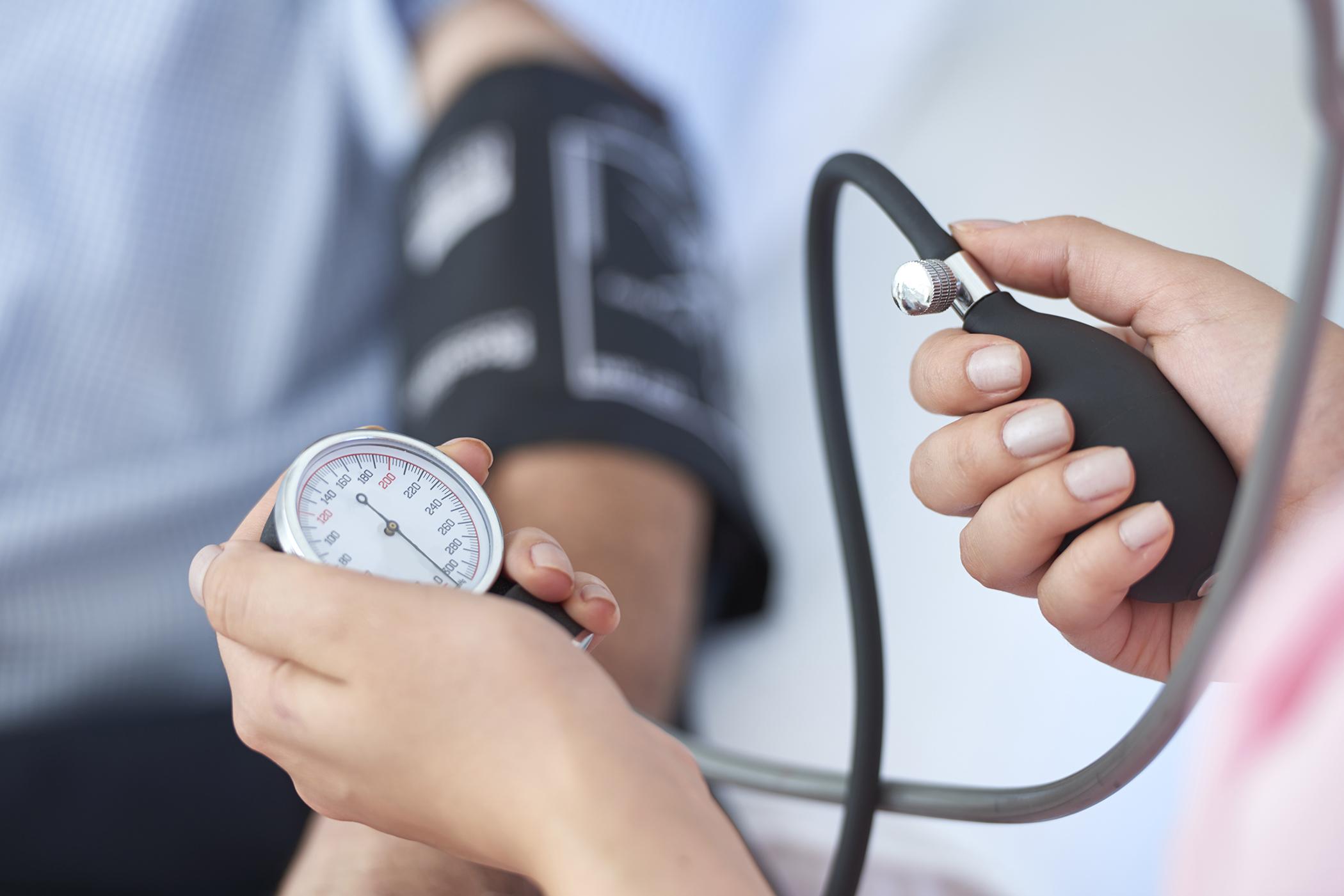 Controls Blood Pressure