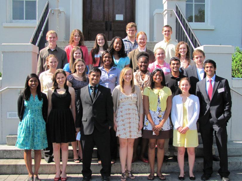 CURO 2010 Participants-H.group