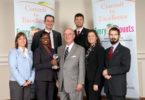 Customer service awards 2012 - Career Center-h.group