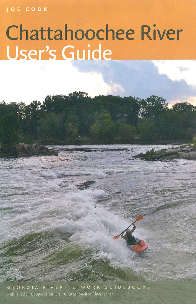Chattahoochee River Users Guide cover-v
