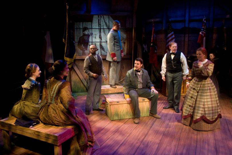 Civil War Voices-H.Theateraction