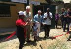PMIL Bill Clinton ribbon cutting Haiti 2014-h.photo