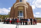 Correll Hall Dedication Ribbon Cutting-h