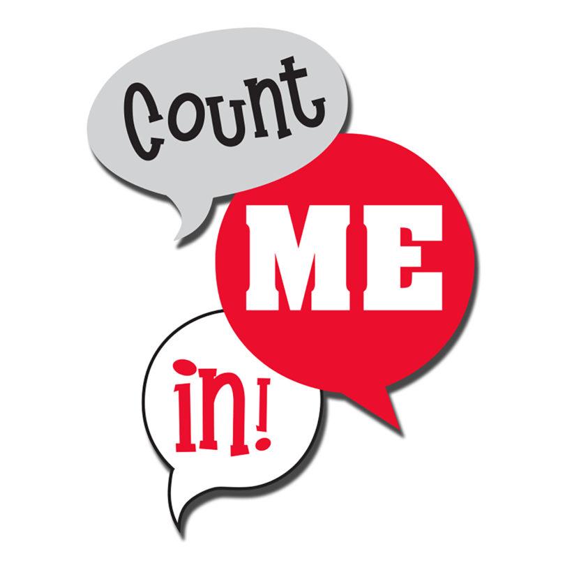 Count Me In-v