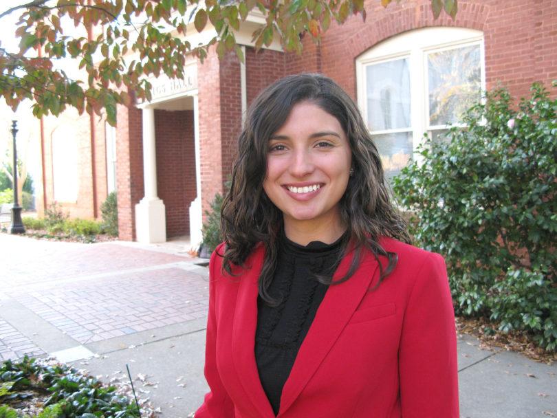 Denisa Gándara fellowship-h