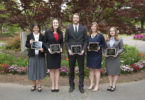Graduate School Excellence in Teaching Award 2016-h