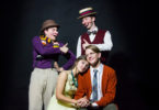 University Theatre - Fantasticks Barrow Huett Bacastow Sapp-h.action
