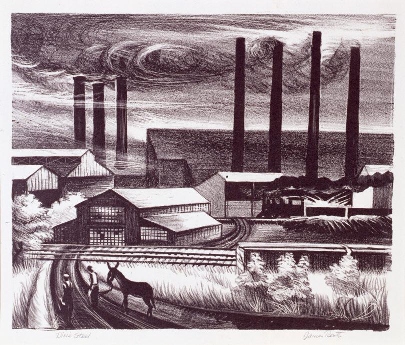 GMOA-Routh-Dixie Steel.