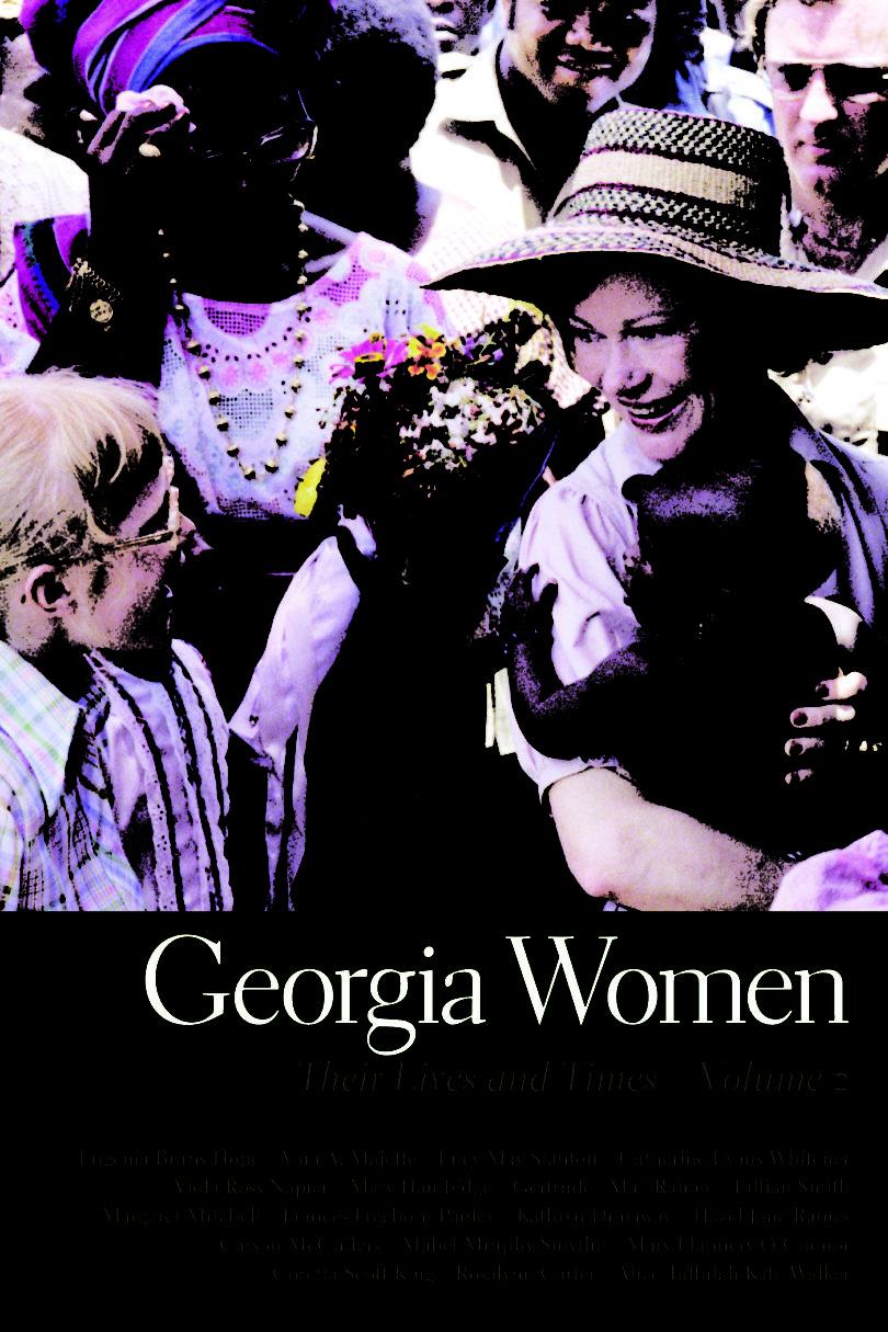 Georgia Women book cover-v