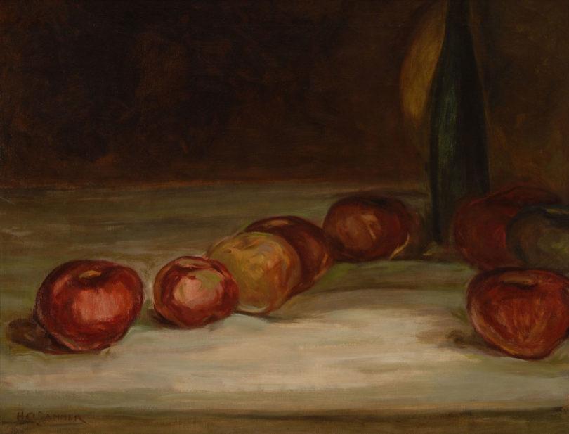 Thompson donation Henry O. Tanner-v.painting