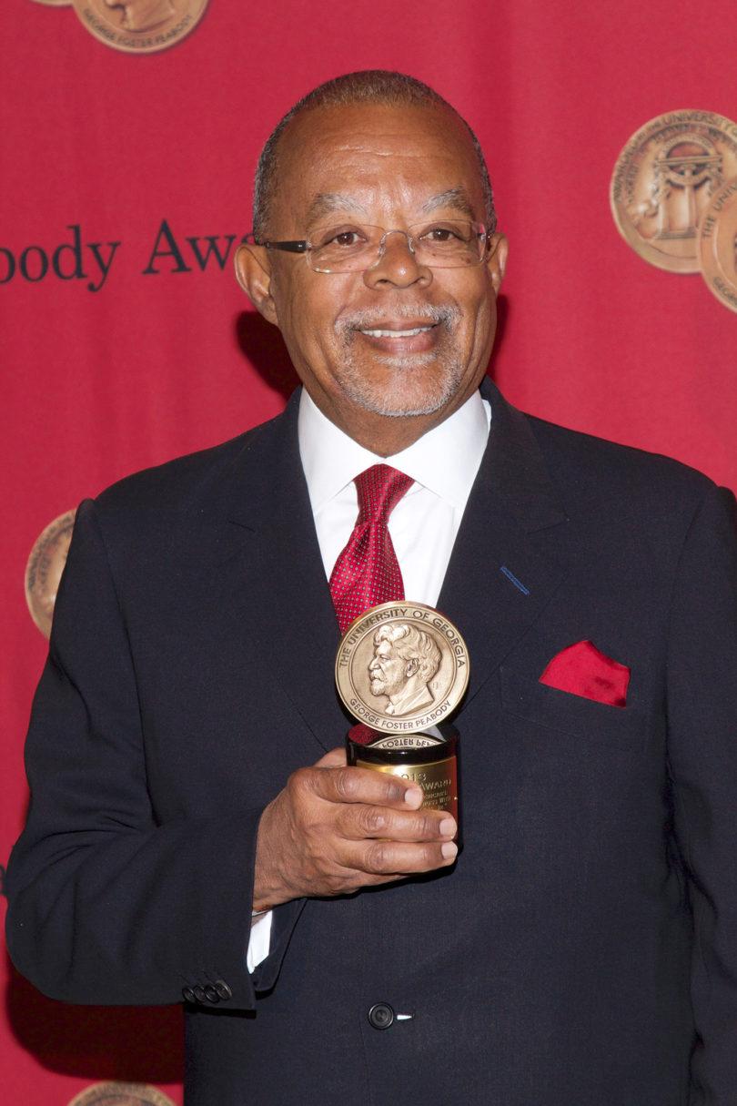 Henry Louis Gates Peabody Award-v