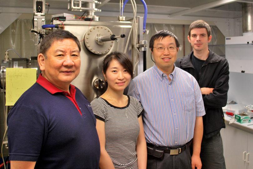 Nanotechnology - rapid diagnostic test - Huang