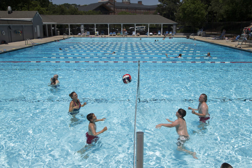 Legion Pool Volleyball 2014-h