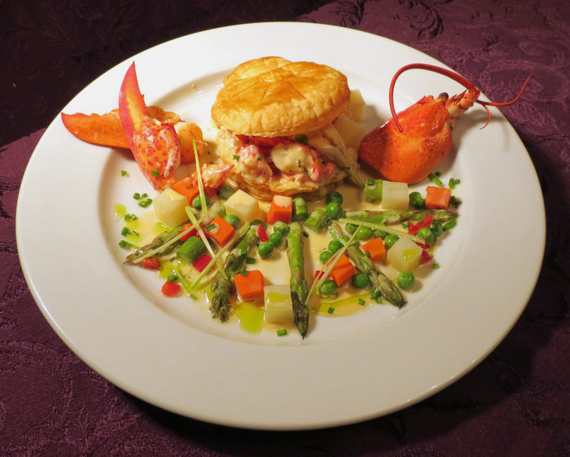 Don Law NACUFS Culinary Challenge 2014 lobster pot pie-h.food