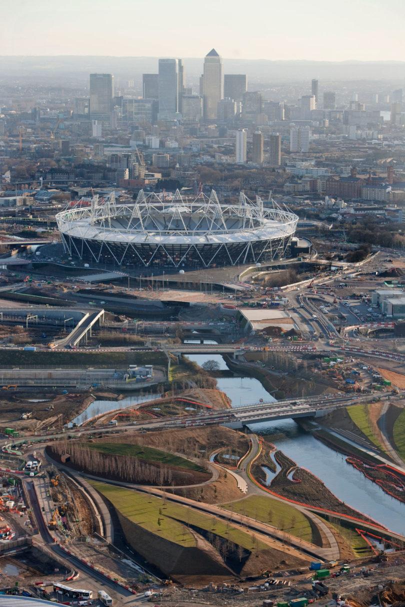 London Olympics 1