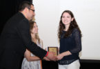 Mary Claire Morris journalism awards-h