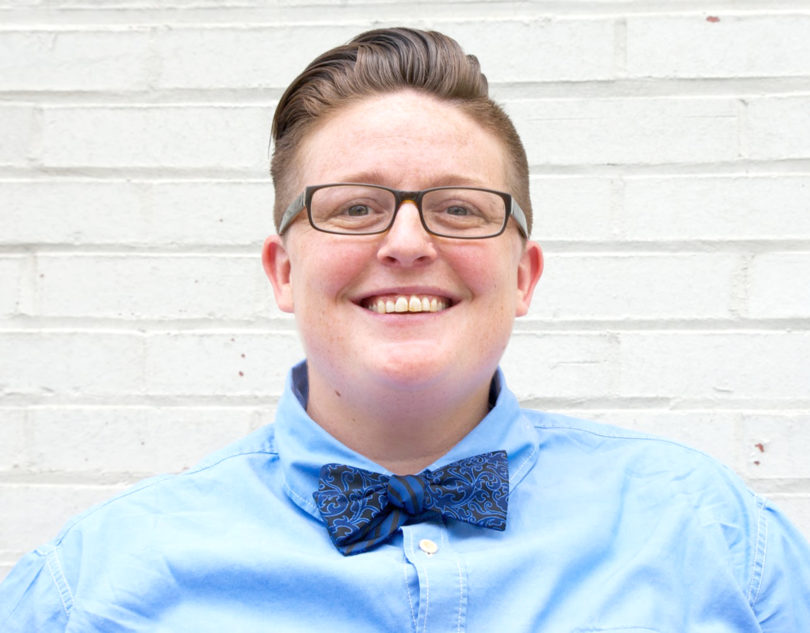 Meg Evans LGBT Resouce Center director-h