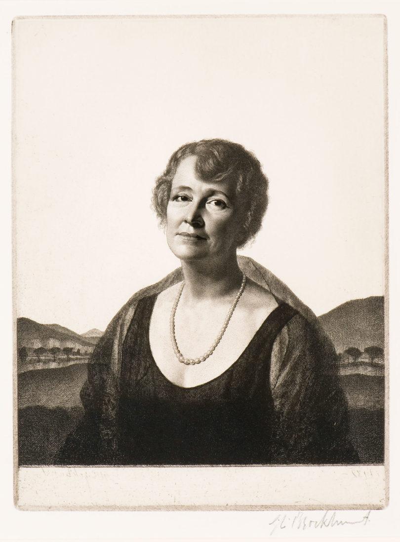 Mrs. Albert H. Wiggin-v.portrait
