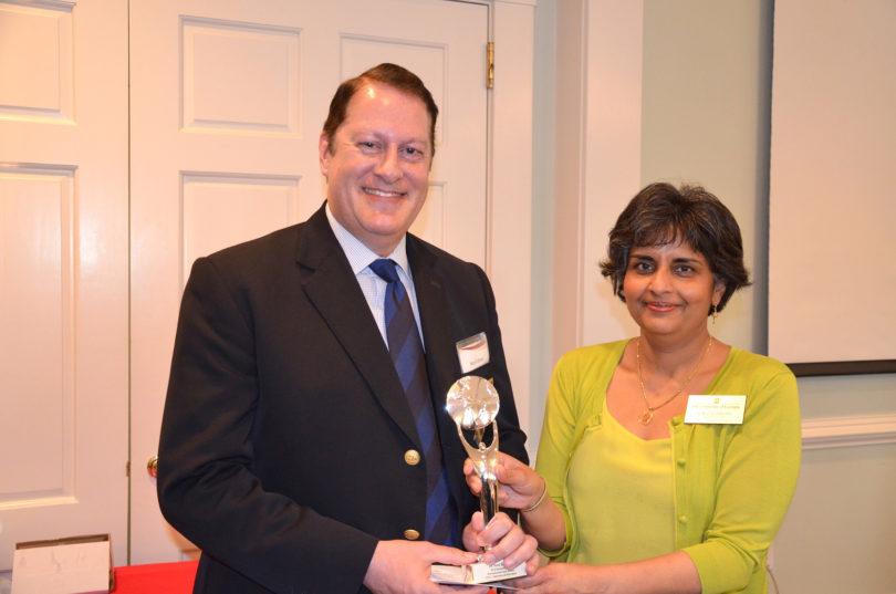 Noel Fallows OIE award-h