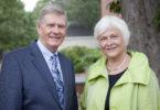Holbrook gift CPH Karen Holbrook and Phillip Williams 2015-h.photo