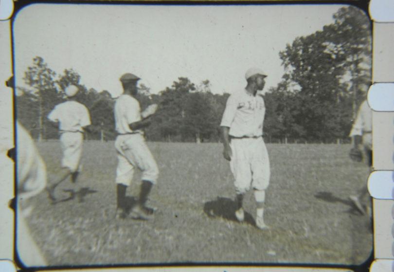 Pebble Hill Baseball film still bw-h