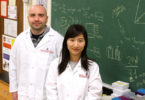 Rob Pazdro and Yang Zhou genetics aging-h.photo