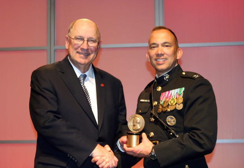 Grady Deans' Medal Bryan Salas-h.group