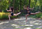 Dance senior exit 2013-Farrah Nixon and Tyler Williams-h.env