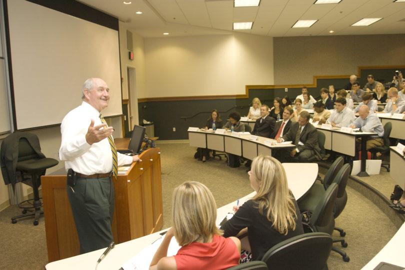 Sonny Perdue 2017 campus visit-h