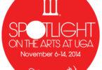 Spotlight on the Arts logo 2014-sq