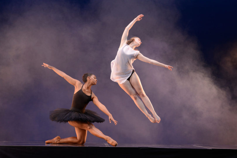 Spring Dance Concert 2013 Kalela Massey Allison Gantz-h.action