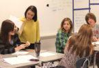 Thai teachers visit Sita Dara-h