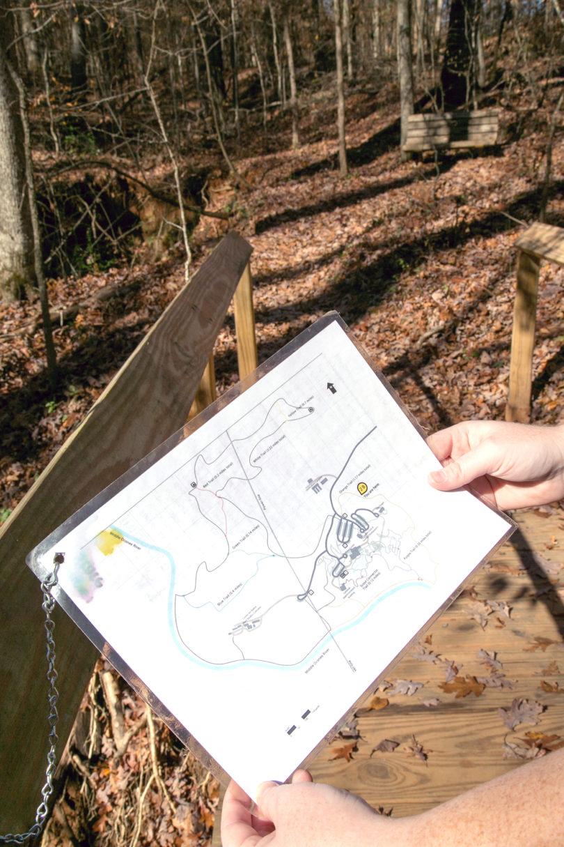 Botanical Garden new trail signs-v
