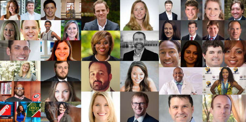 40 Under 40 Class of 2017