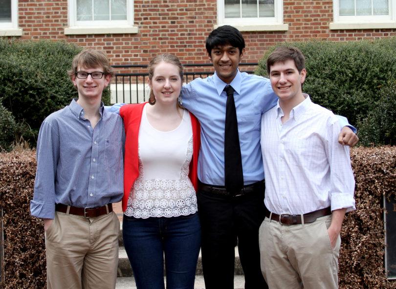 UGA debate team 2014-h.group